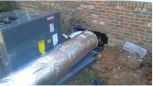 AC Repair Fayetteville NC installs new heating and air conditioning systems